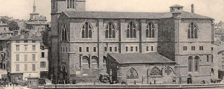 Poésie : L'église de Saint-Barnard, Adèle Souchier, 1874